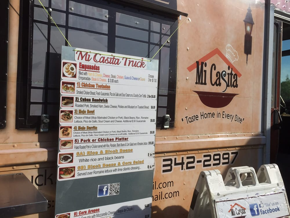 Food Truck Friday: 851 Celebration Ave, Kissimmee, FL
