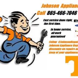 Johnson Appliance Repair Appliances Amp Repair Knoxville