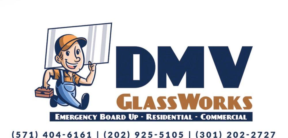 DMV Glass Works: Fairfax, VA
