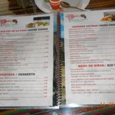 Photo Of El Patio Restaurant   Fort Myers, FL, United States. Menu