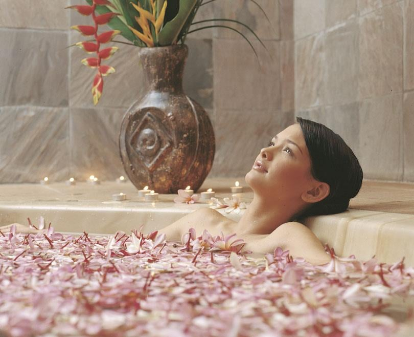 Картинки по запросу ванна с лавандой