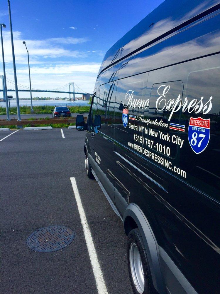 Bueno Express Transportation Corp: 4 Hobart St, Utica, NY