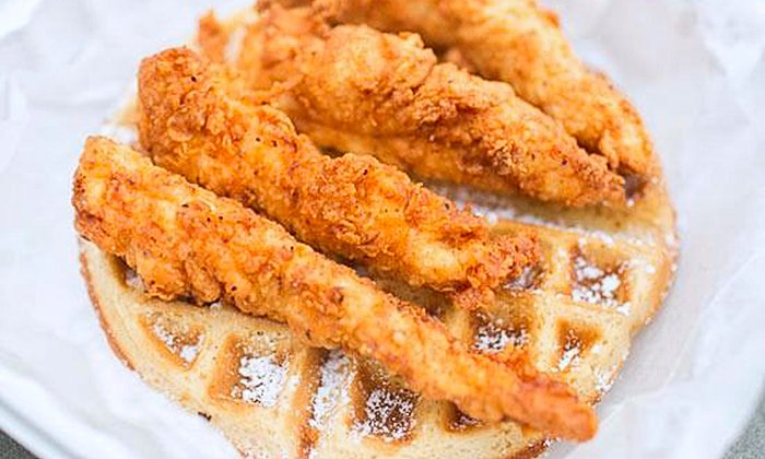 Capital Chicken & Waffles: Washington, DC, DC