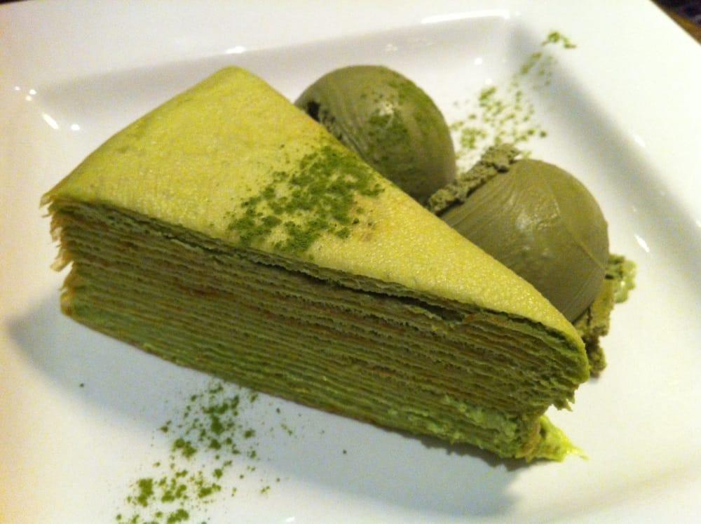 Green Tea Cake Chicago