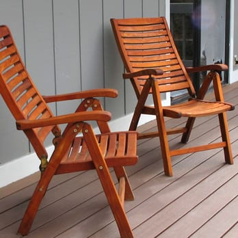 Great Photo Of The Teak Man   Benicia, CA, United States. These Deck Chairs Idea