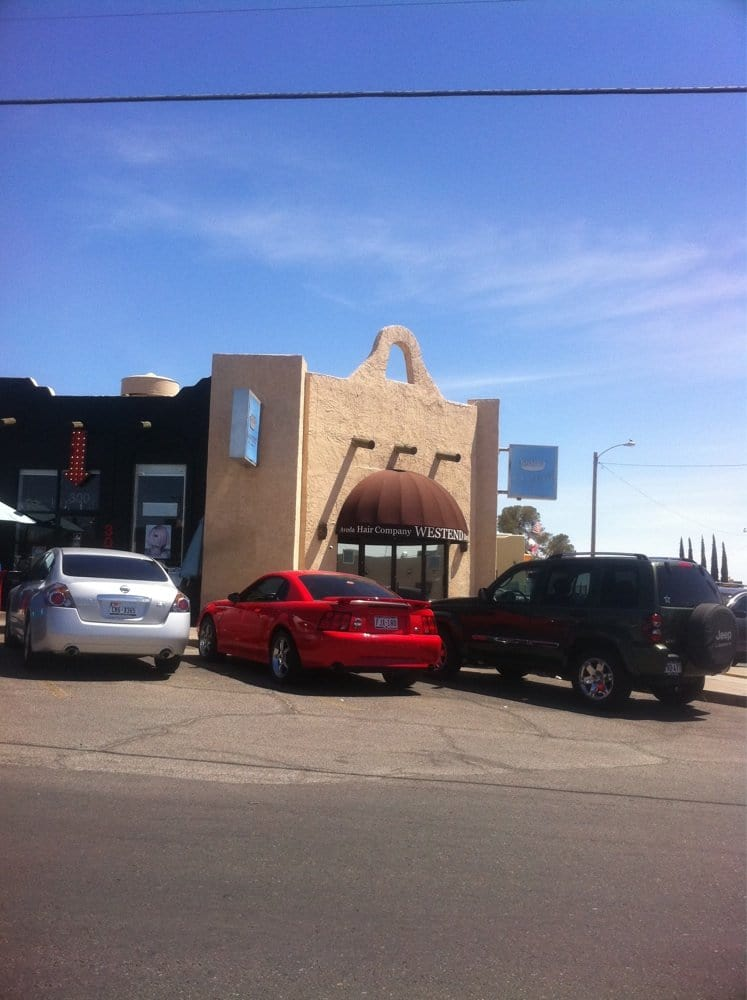 Westend Hair Company & Day Spa: 2626 N Stanton St, El Paso, TX