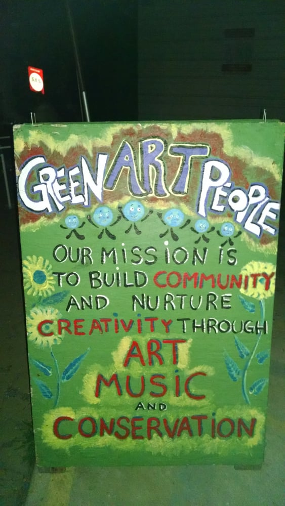 Green Art People: 140 N Ventura Ave, Ventura, CA