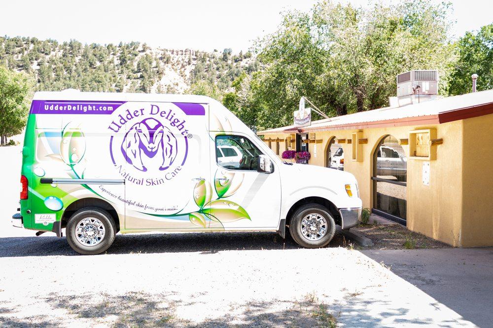 Udder Delight Natural Skin Care: 5121 Hwy 180, Glenwood, NM