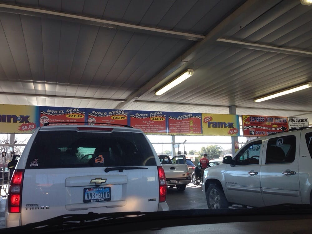 Red Carpet Car Wash Fort Worth Tx