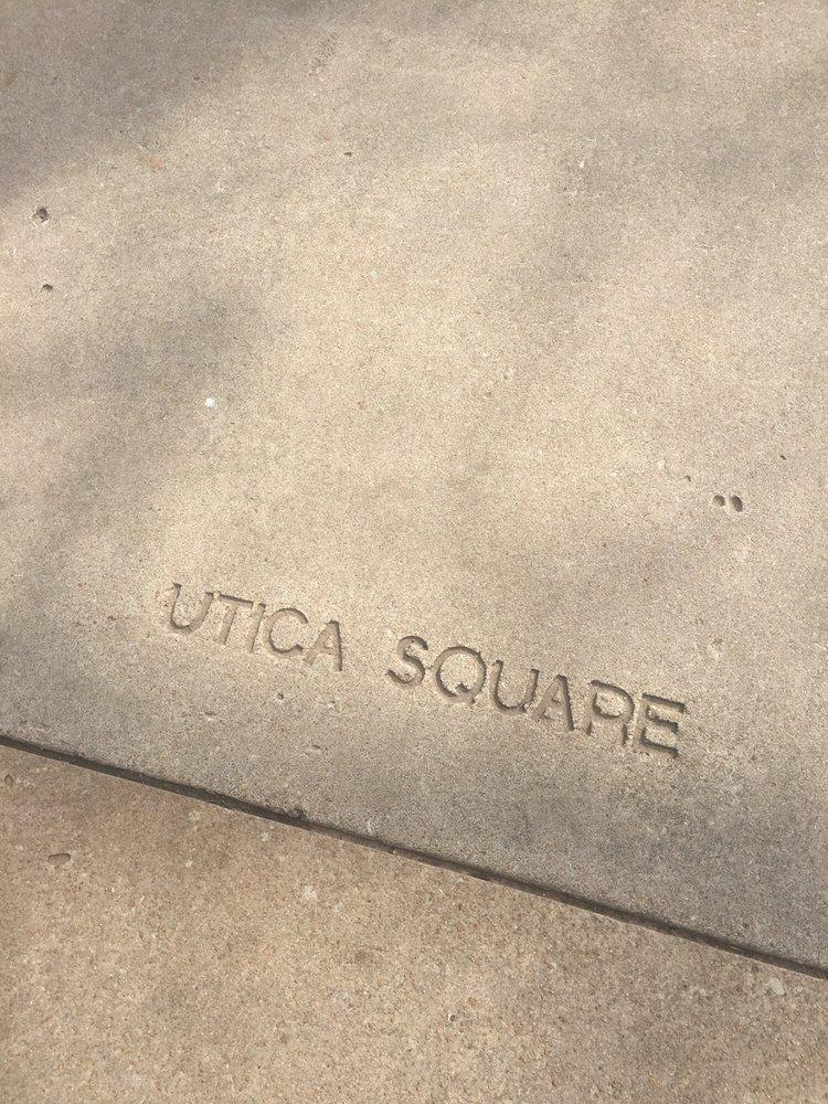 Utica Square Shopping Center