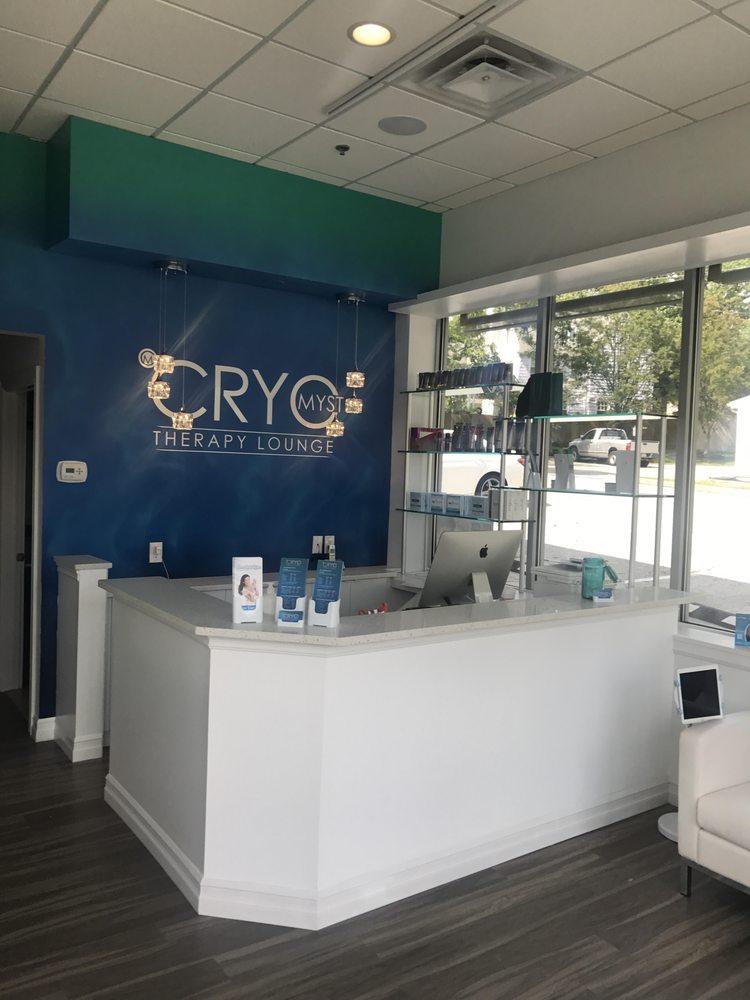 Cryo Myst Therapy Lounge
