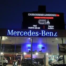 garage henry mercedes-benz - concessionnaire auto - allée verte 29