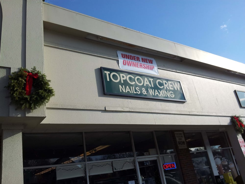 Topcoat Crew Nails and Waxing - CLOSED - Nail Salons - 240 Bussey St ...