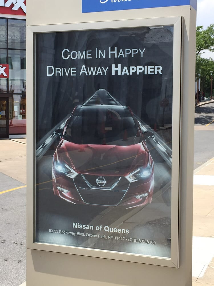 Nissan Of Queens >> What A Complete Joke This Advertisement Is Check My Review