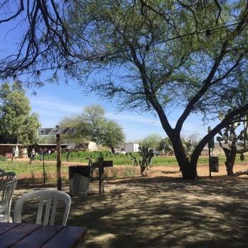 Photo Of The Farm Kitchen   Phoenix, AZ, United States. Tables Outside To