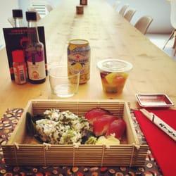 sumo sushi bar 11 photos sushi 120 rue condorcet saint henri marseille france. Black Bedroom Furniture Sets. Home Design Ideas