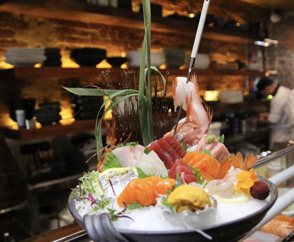 MIKU Sushi Bar & Restaurant: 68 Greenwich Ave, Greenwich, CT