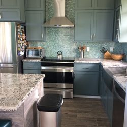 Photo Of Accurate Tile Marble Makawao Hi United States Granite Counter