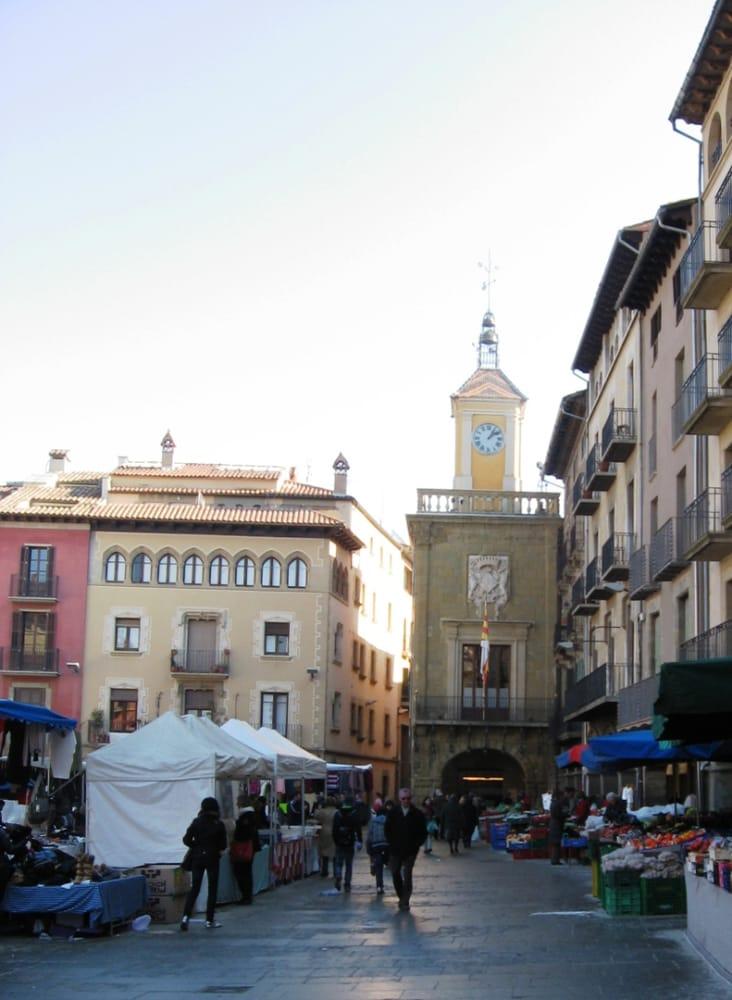Oficina de turisme agencias de viajes carrer de la for Oficinas ups madrid