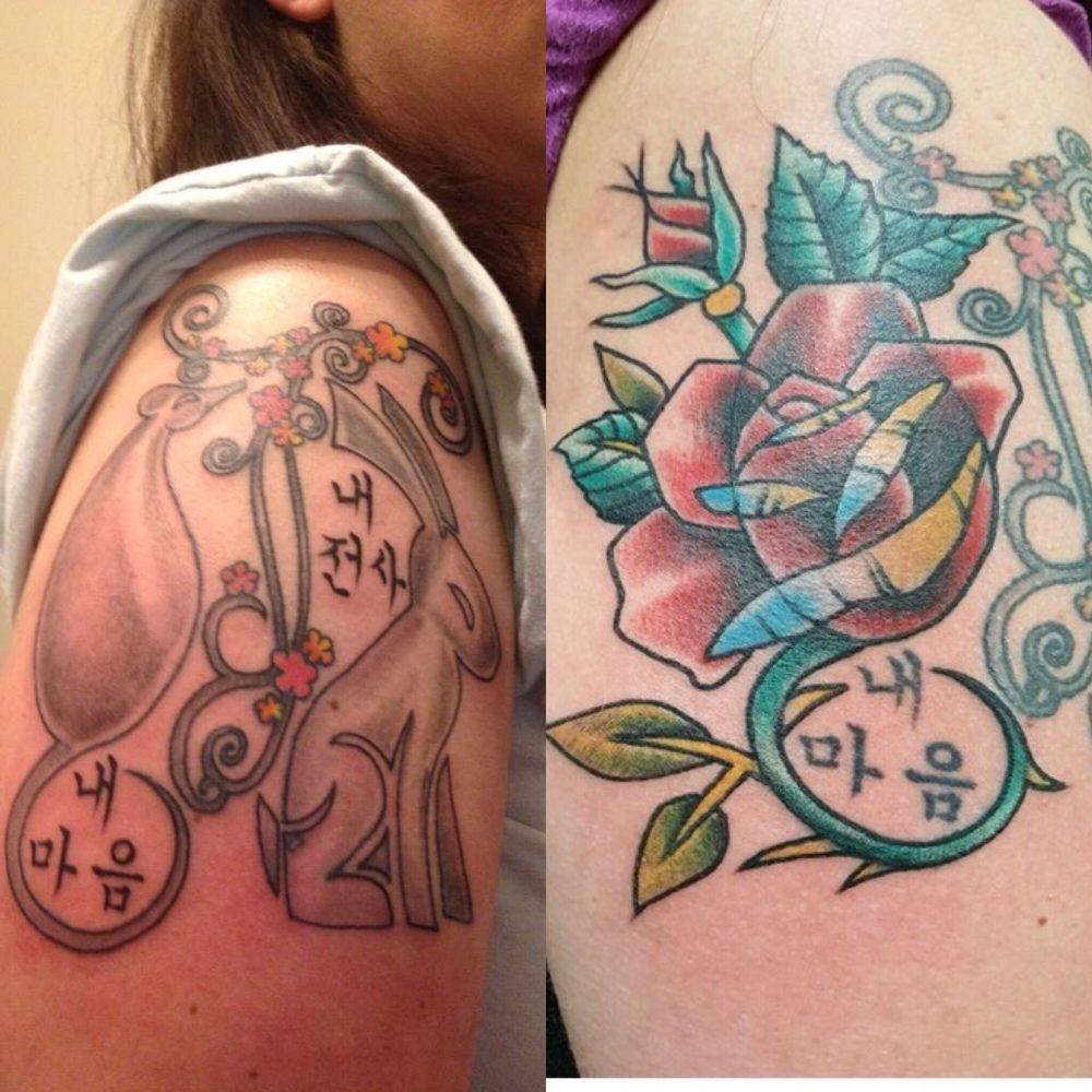Tattoo by sterling barck yelp izmirmasajfo