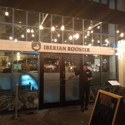 Photo of Iberian Rooster - Saint Petersburg FL United States. Exterior shot of & Photos for Iberian Rooster - Yelp