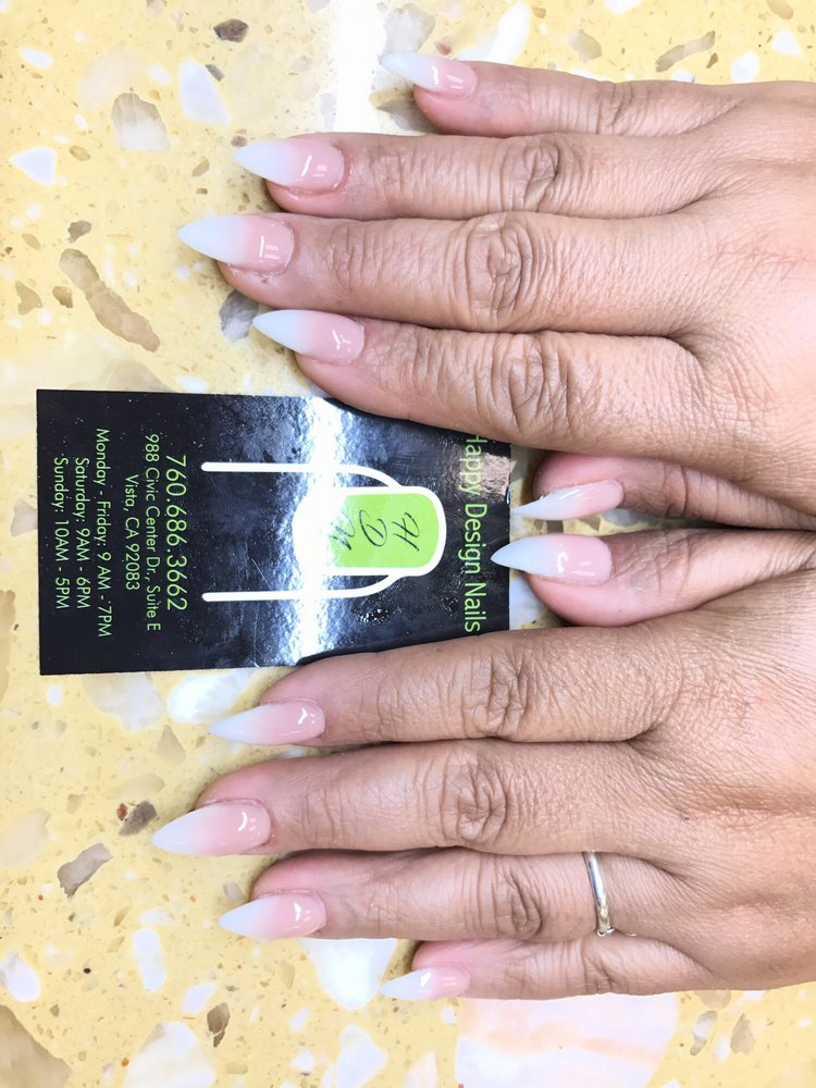 Photo of Happy Design Nails - Vista, CA, United States - Photos For Happy Design Nails - Yelp