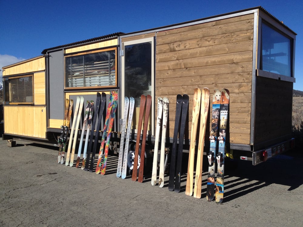 Community Skis: 94 Berner St, Mammoth Lakes, CA