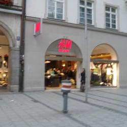 Hm Herrenmode Kaufingerstr 26 Altstadt München Bayern