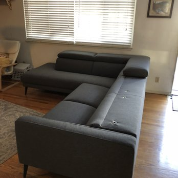 Photo Of Living Spaces   San Leandro, CA, United States. The WRONG Sofa