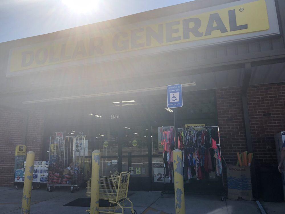 Dollar General Store: 3201 Hwy 411, White, GA