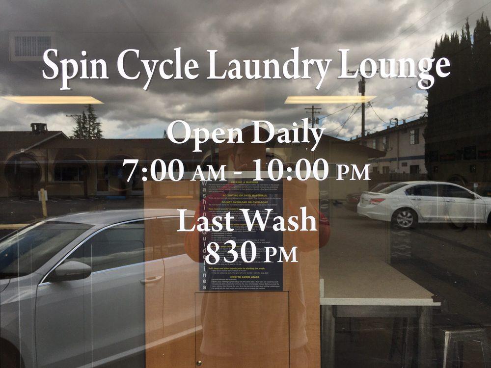 Spin Cycle Laundry Lounge: 820 W Lodi Ave, Lodi, CA