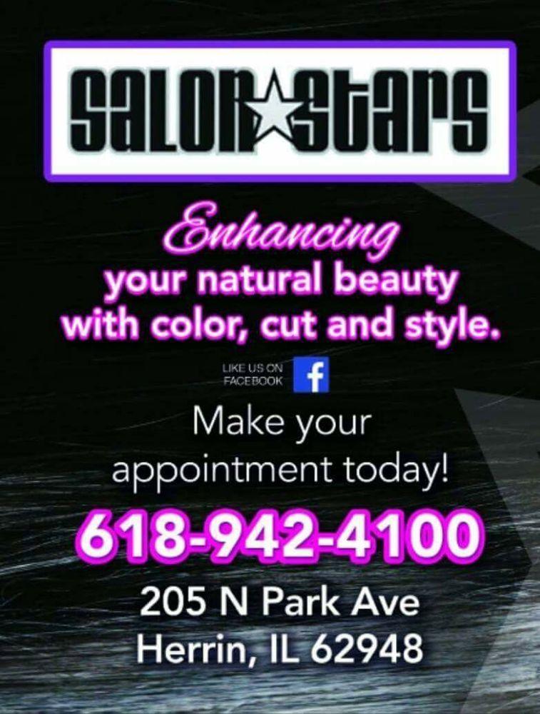 Salon Stars: 205 N Park Ave, Herrin, IL