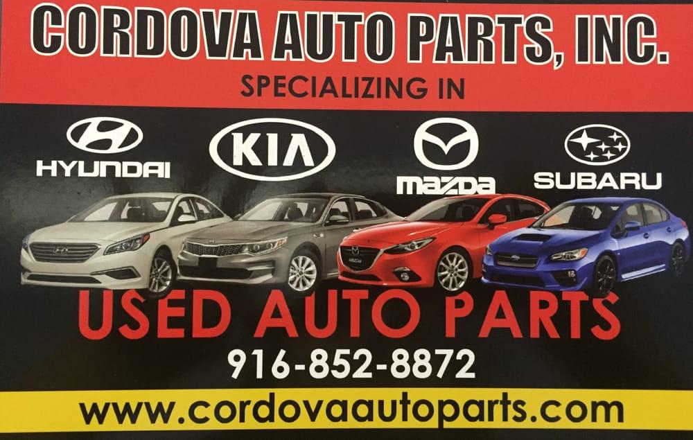 Cordova Auto Parts - 35 Photos & 23 Reviews - Auto Parts & Supplies ...