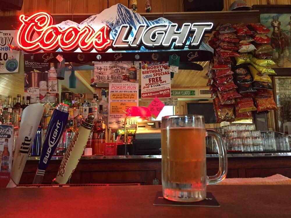 Morry's Bar: 430 Madison St, Beaver Dam, WI