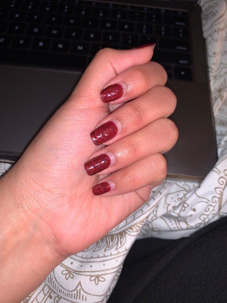 Express Nails: 6160 E 21st St N, Wichita, KS