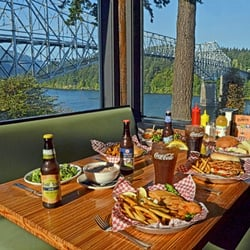 Photo Of Bridgeside Cascade Locks Or United States Food With A View