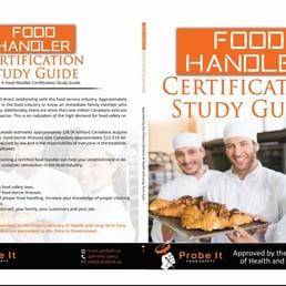 probe it food safety 11 photos specialty schools 2 bloor rh yelp ca Food Handlers Permit Food Handler Clip Art