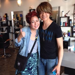 Dream hair salon 55 fotos 151 beitr ge friseur for 65th street salon