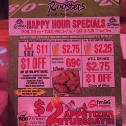 roosters lancaster ohio