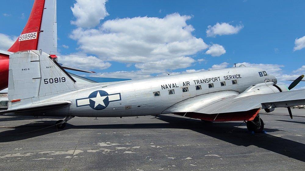 Mid Atlantic Air Museum: 11 Museum Rd, Reading, PA