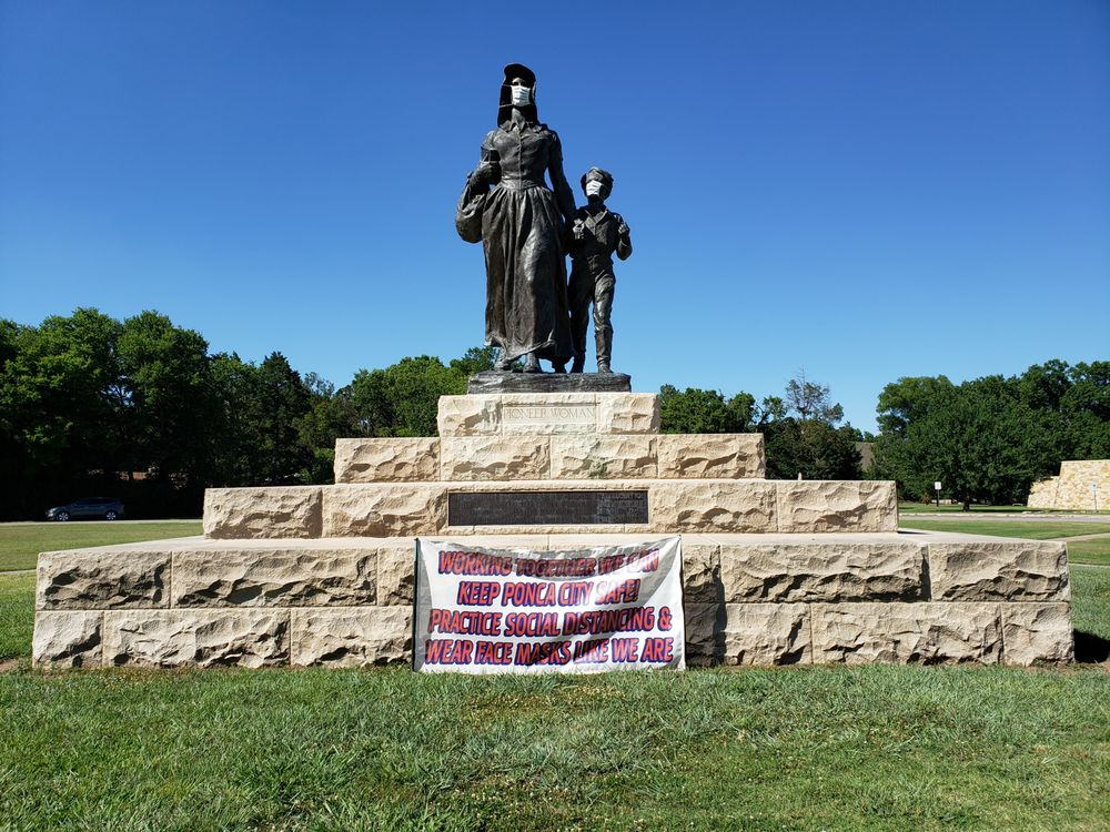 Pioneer Woman Museum: 701 Monument Rd, Ponca City, OK