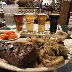Photo Of Gwennies Old Alaska Restaurant Anchorage Ak United States Eat Meat