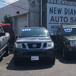 Photo of New Diamond Auto Sales - West Collingswood Heights, NJ, United States.