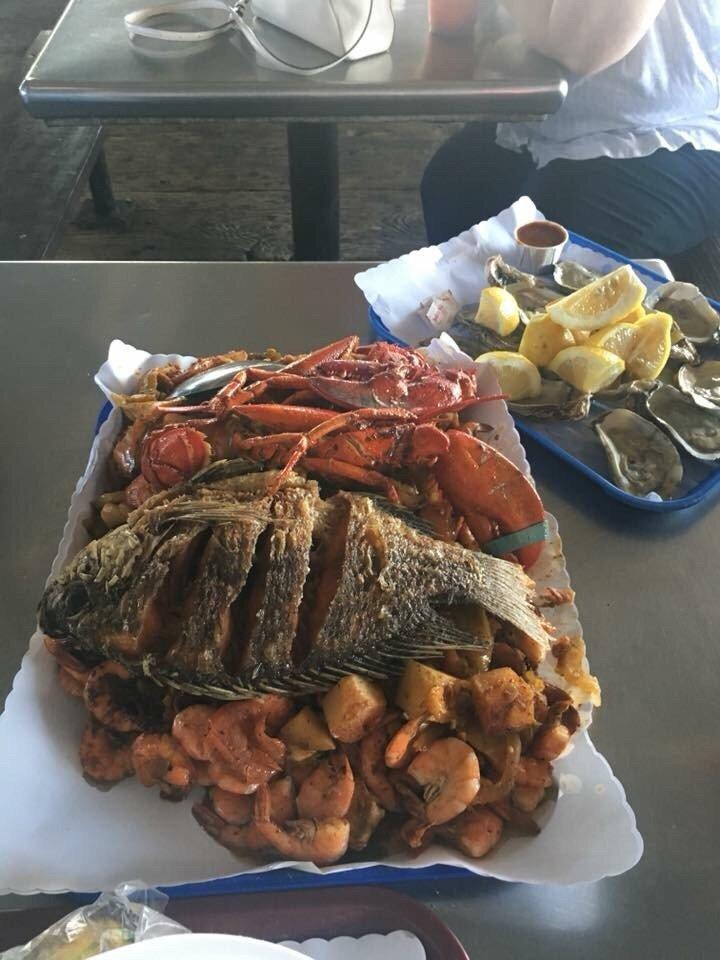 Pure heaven yelp for Fish market san pedro