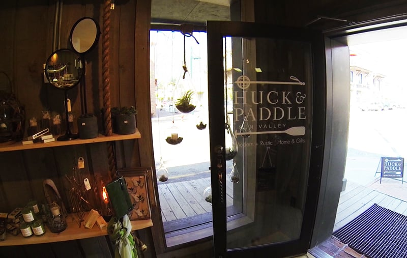 Huck and Paddle: 400 Sun Valley Rd, Ketchum, ID