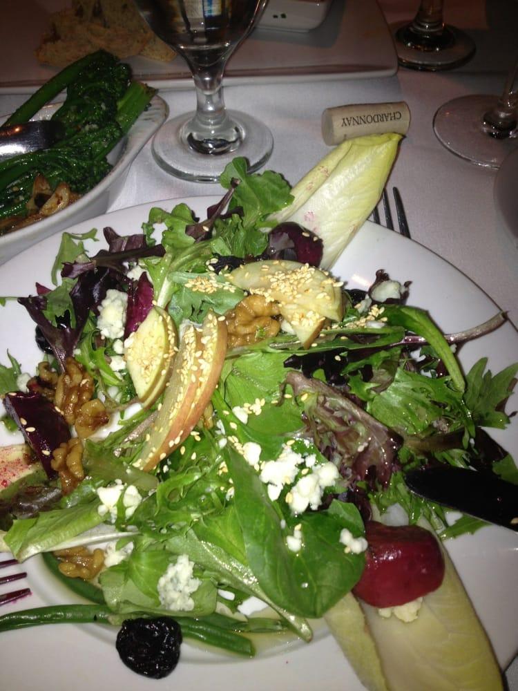 Fuji salad is very good yelp for Wild fish san antonio