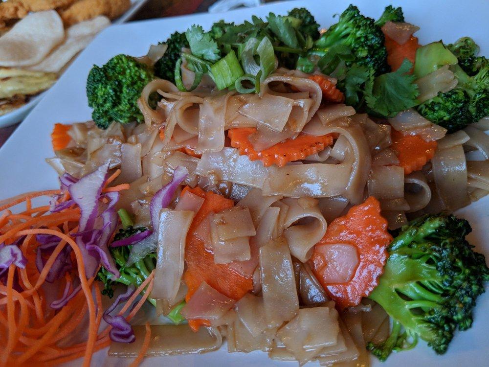 Siam Thai Restaurant: 9546 W Linebaugh Ave, Tampa, FL