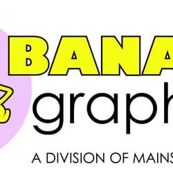 Banana Graphics Graphic Design 21 Brasseler Blvd Savannah Ga