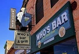 Who's Bar: 1114 Tower Ave, Superior, WI