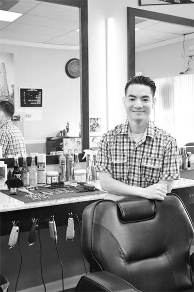 Kevin's Barber Shop & Salon: 1668 Crain Hwy S, Glen Burnie, MD